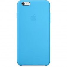Силиконовый чехол Silicone Case OEM iPhone 6 Plus/6S Plus Blue