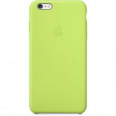 Силиконовый чехол Silicone Case OEM iPhone 6 Plus/6S Plus Green