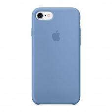 Силиконовый чехол Silicone Case OEM iPhone 7/8 Azure