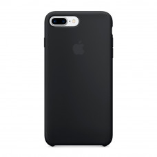 Силиконовый чехол Silicone Case OEM iPhone 7 Plus / 8 Plus Black