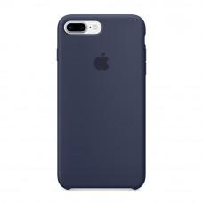 Силиконовый чехол Silicone Case OEM iPhone 7 Plus / 8 Plus Midnight Blue