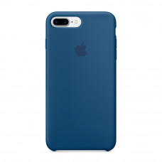 Силиконовый чехол Silicone Case OEM iPhone 7 Plus / 8 Plus Oceane blue