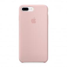 Силиконовый чехол Silicone Case OEM iPhone 7 Plus / 8 Plus Pink