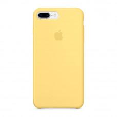Силиконовый чехол Silicone Case OEM iPhone 7 Plus / 8 Plus Pollen