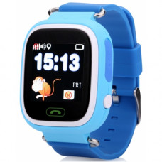 Smart Baby Watch Q100 (TD-02) Blue
