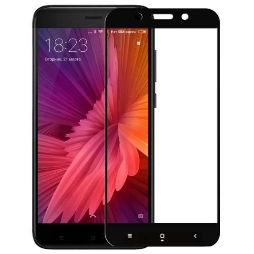 Купить Защитное стекло Xiaomi Redmi 4/4Prime(black) 3D