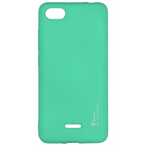 Купить Чехол Xiaomi Redmi 6a накладка Soft Touch color
