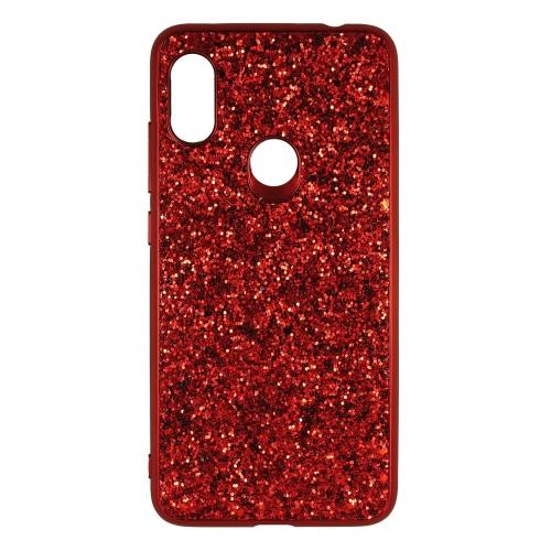 Купить Чехол Xiaomi Redmi Note 6 Pro накладка Luxure стекло