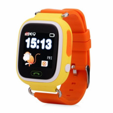 Smart Baby Watch Q100 (TD-02) Orange
