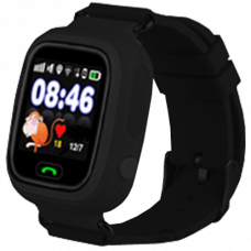 Smart Baby Watch Q100 (TD-02) Black