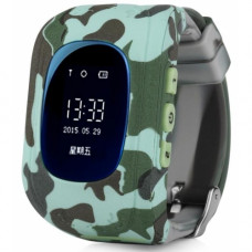 Smart Baby Watch Q50 (GW 300) Military