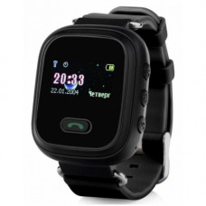 Smart Baby Watch Q60 (GW 900) Black