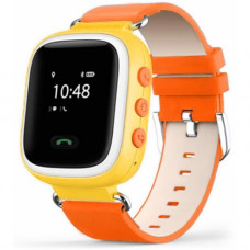Smart Baby Watch Q60 (GW 900) Orange