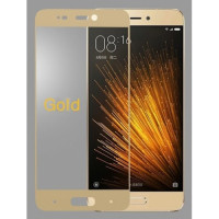 Защитное стекло Xiaomi Mi 5c(gold) full cover
