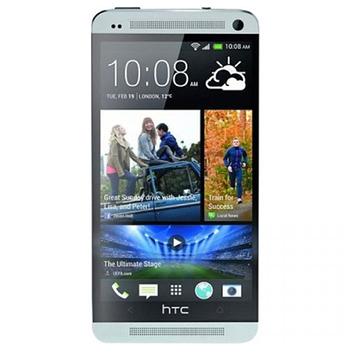Купить HTC One M7 802w Duos Silver