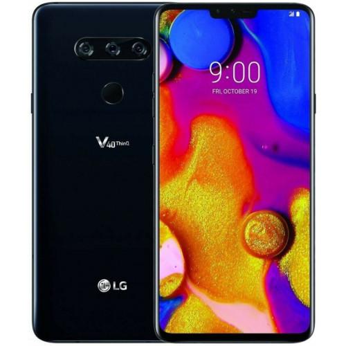 Купить LG V40 Black