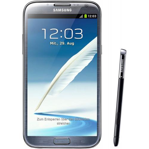 Купить Samsung Galaxy Note 2 N7100 Titan Gray