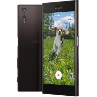 Sony Xperia XZ F8331 (черный минерал)
