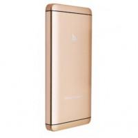 Внешний аккумулятор Hoco UPB03 Power Bank 6000 mAh Gold