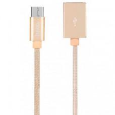 Адаптер Hoco UA3 USB Type-C to USB