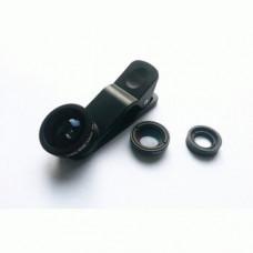 Набор линз Universal Clip Lens для смартфонов