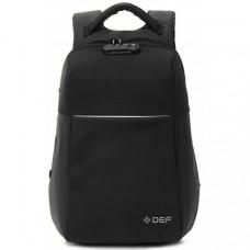 Рюкзак DEF anti-theft DW-01 Black