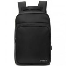 Рюкзак DEF anti-theft DW-02 Black