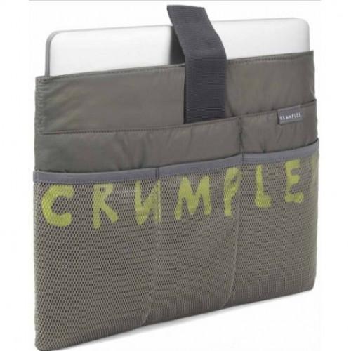 """Купить Сумка Crumpler The Geek для ноутбуков 13"""" Dark Gray (TGK13-009)"""