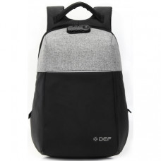 Рюкзак DEF anti-theft DW-01 Grey