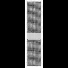 Ремешок Milanese Loop для Apple Watch 42/44mm Silver