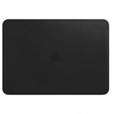 "Чехол Leather Sleeve для MacBook Pro 15"" (USB-C) Black (MTEJ2)"