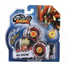 Волчок Auldey Infinity Nado Стандарт «Fiery Blade» с устройством запуска Auldey (YW624302)