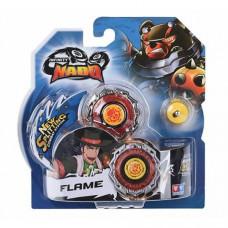 Волчок Auldey Infinity Nado Стандарт «Blast Flame» с устройством запуска Auldey (YW624305)