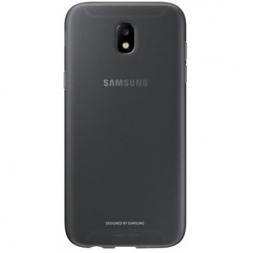 Купить Накладка Jelly Cover для Samsung J7 (2017) J730 Black (EF-AJ730TBEGRU)