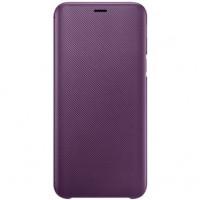 Чехол Wallet Cover для Samsung Galaxy J6 (2018) J600 Violet (EF-WJ600CVEGRU)