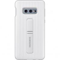 Чехол Protective Standing Cover для Samsung Galaxy S10e White (EF-RG970CWEGRU)
