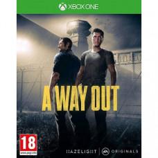 Игра A Way Out для Microsoft Xbox One (русская версия)