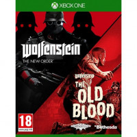 Игра Wolfenstein: The New Order / The Old Blood для Microsoft Xbox One (русские субтитры)