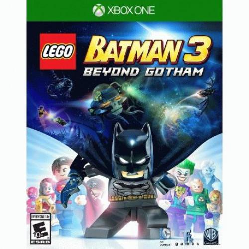 Купить Игра LEGO Batman 3: Покидая Готэм для Microsoft Xbox One (русские субтитры)