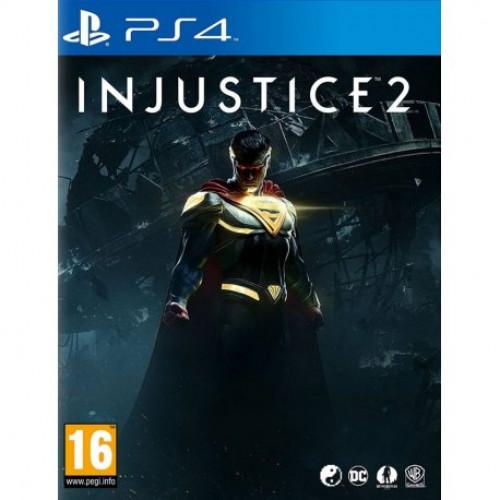 Купить Игра Injustice 2 (PS4). Уценка!