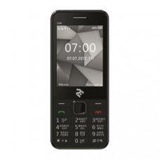 2E (TWOE) E280 Dual Sim Black