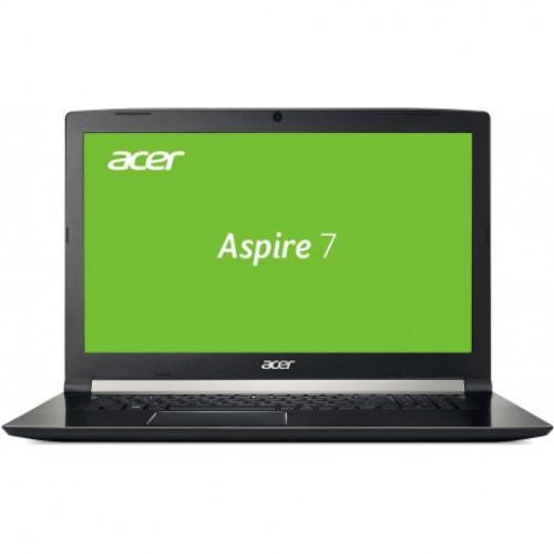 Купить Ноутбук Acer Aspire 7 A717-71G (NH.GTVEU.010) Obsidian Black