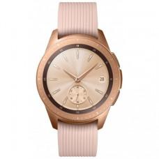 Умные часы Samsung Galaxy Watch 42mm Rose Gold (SM-R810NZDASEK) + Возвращаем 7% на аксессуары!
