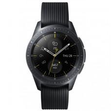 Умные часы Samsung Galaxy Watch 42mm Midnight Black (SM-R810NZKASEK) + Возвращаем 7% на аксессуары!