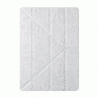 Чехол Ozaki O!coat Travel 360° Multiangle  для iPad Air White