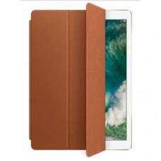 Обложка Apple Leather Smart Cover для iPad Pro 12.9 Saddle Brown (MPV12)