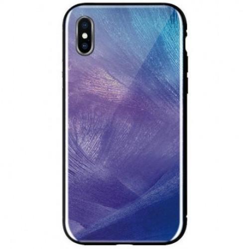 Купить Чeхол WK для Apple iPhone 7 Plus / 8 Plus (WPC-086) Brushed Blue