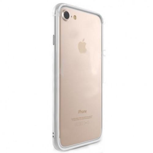 Купить Накладка Evoque Bumper для Apple iPhone 7 Silver
