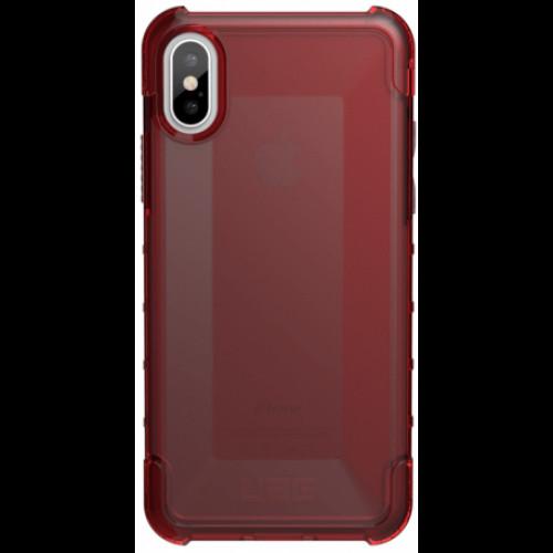 Купить Накладка Urban Armor Gear (UAG) для iPhone X Plyo Crimson (IPHX-Y-CR)