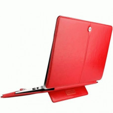 "Чехол Teemmeet Protection Exclusive Case для Macbook Pro 13"" with Retina Display Red"